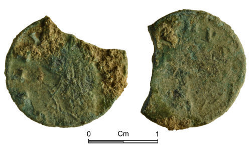 NMGW-B49A03: Roman Coin: Gallienus; sole reign; radiate