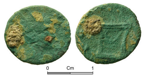 NMGW-CAF3D5: Roman Coin: Divus Claudius II (Claudius II; radiate Rome,