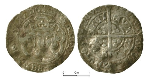 NMGW-480832: Medieval Coin: Edward IV, first reign, groat