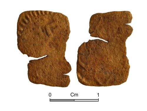 NMGW-E05F21: Post Medieval token