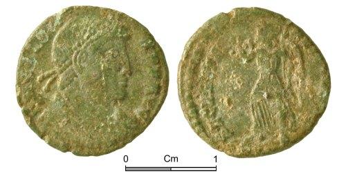 NMGW-449561: Roman Coin: Valens, bronze