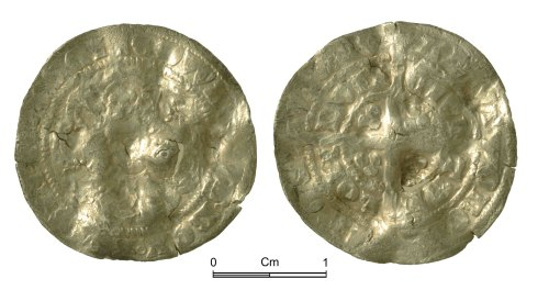 NMGW-6F7636: Medieval Coin: Edward III, half groat, London