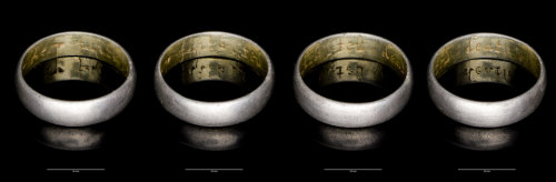 NMGW-172CA5: Post Medieval silver gilt ring