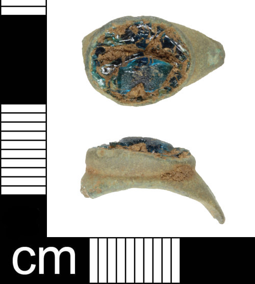 SOM-7F16EB: Roman finger ring Guiraud Class 4e