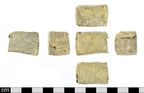SOM-8B4F33: Possible Roman tessera