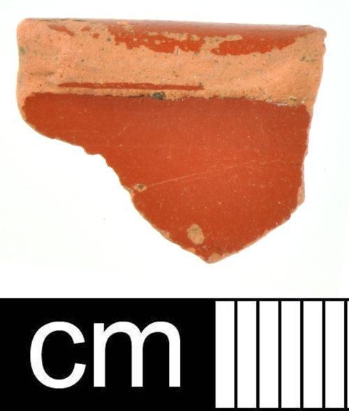 SOM-FDB0EB: Roman samian sherd