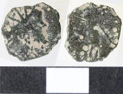WILT-496244: Roman coin: barbarous radiate
