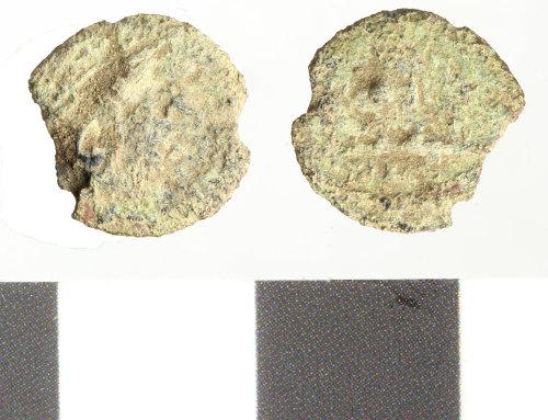WILT-C46FB5: Roman coin; fel temp reparatio