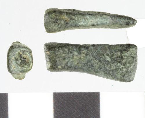 WILT-F6733D: Roman miniature axehead