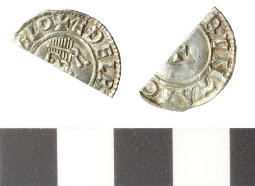 WILT-34CDED: Early Medieval penny of Athelred II