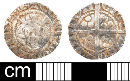DEV-26BAE4: Medieval coin: Silver penny Edward I