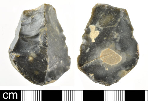 DEV-6727BD: Late Neolithic to Bronze Age debitage