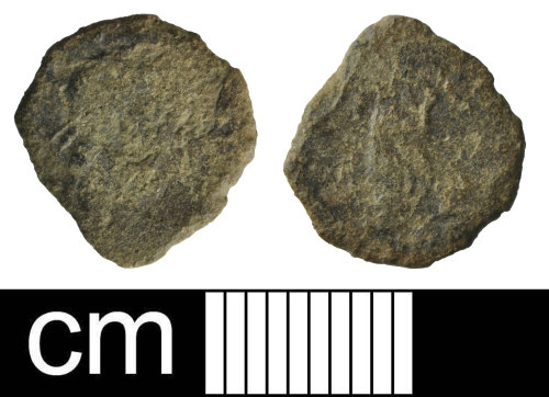 DEV-ACA1CB: Roman coin: nummus of the house of Theodosius