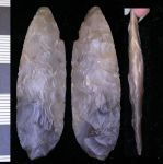 A resized image of Late Neolithic flint dagger