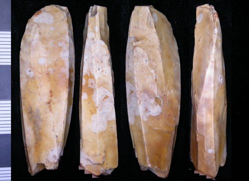 LEIC-093461: Neolithic? flint blade core