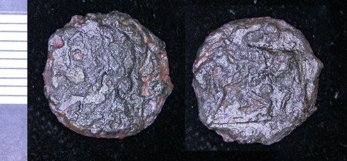 LEIC-B41B64: Roman copper alloy nummus of Constantine I