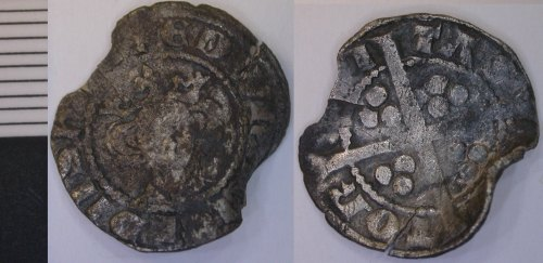 LEIC-3F2202: 3F2202  medieval silver penny