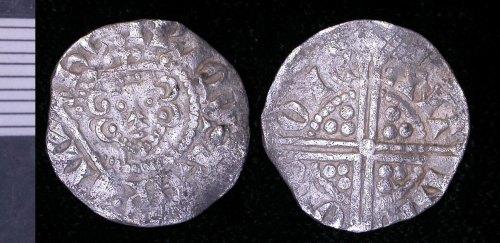 LEIC-41B997: 41B997 voided long cross penny