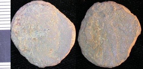 LEIC-43E4A7: 43E4A7 roman coin