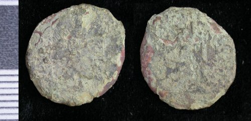 LEIC-559EE2: Roman copper alloy nummus