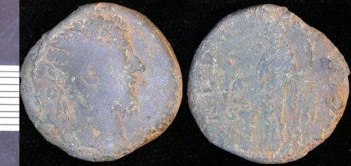 LEIC-64D0D2: 64D0D2 roman coin