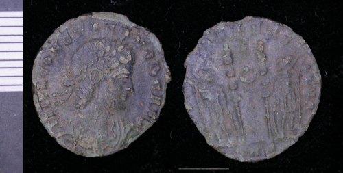 LEIC-676453: Roman copper alloy nummus