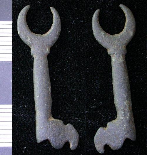 LEIC-861EF1: Medieval key