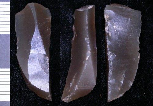 LEIC-A71C62: A71C62 prehistoric flake