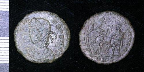 LEIC-B11704: Roman copper alloy nummus