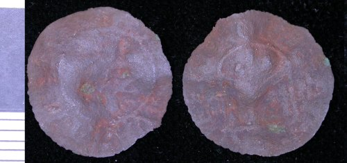 LEIC-BB49A4: BB49A4 post medieval token