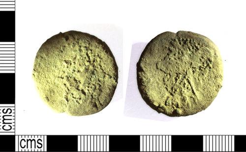 FAPJW-AD6262: Roman copper-alloy sestertius