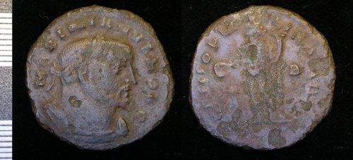 LEIC-D2E1F1: Roman copper alloy nummus