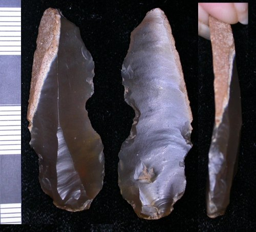 LEIC-34D501: neolithic? flint flake