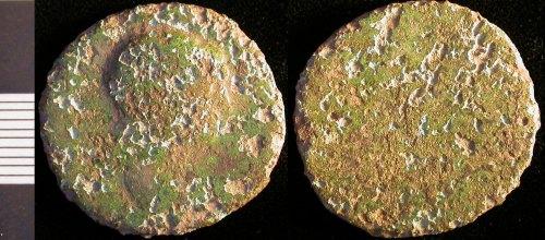 LEIC-E937A2: Roman coin