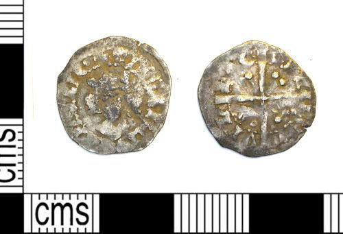 LEIC-5A546D: Medieval silver coin
