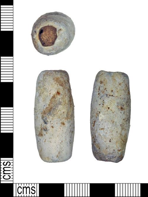 LEIC-073E2C: Medieval lead alloynet weight