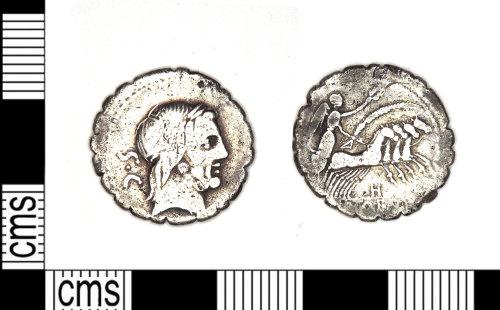 A resized image of Roman republican silver  Denari