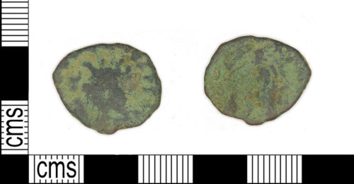 LEIC-6EEC97: Roman copper alloy radiate