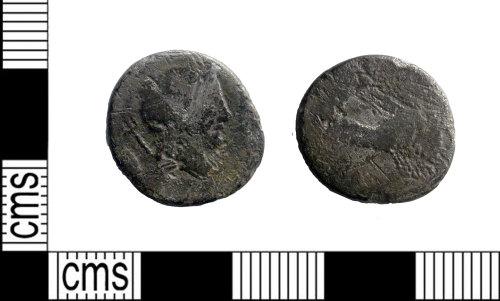 LEIC-94F64C: Roman republican silver  Denari