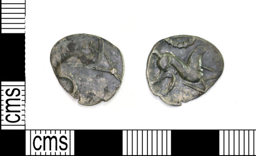 LEIC-A3A3D4: Iron age silver North eastern unit