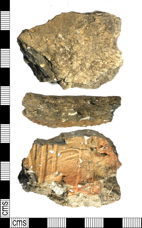 LEIC-DF47CE: Late Neolithic to Early Bronze age ceramic vessel sherd