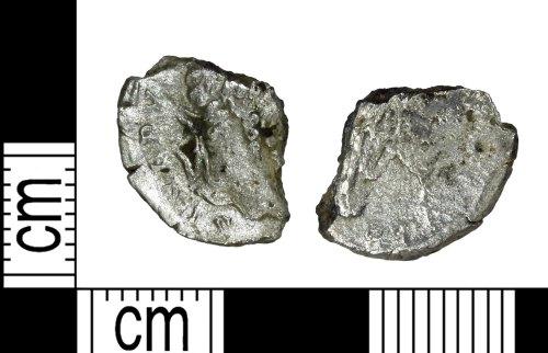 LEIC-F78C8C: Roman silver Denarius of Septimius Severus