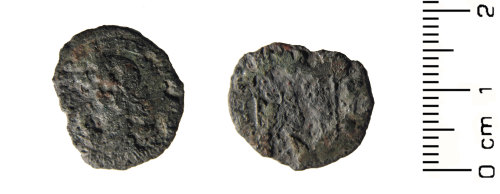HESH-041A54: Roman: Coin