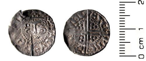 HESH-4B4706: Medieval: Coin