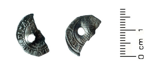 HESH-89C63C: Post Medieval: Coin