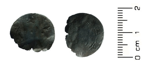 HESH-97384F: Post Medieval: Coin
