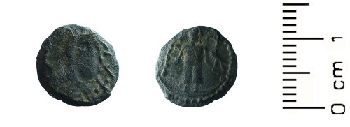 HESH-9CD70E: Early Medieval: Coin