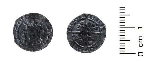 HESH-B76F22: Medieval: Coin