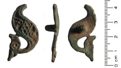 PUBLIC-D645A7: Roman Dragonesque mount
