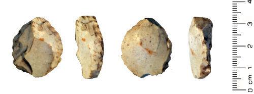 HESH-3C18A1: Neolithic: scraper